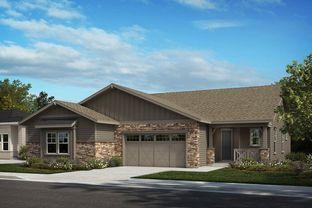 Plan 1632 - Terrain - Ranch Villa Collection: Castle Rock, Colorado - KB Home