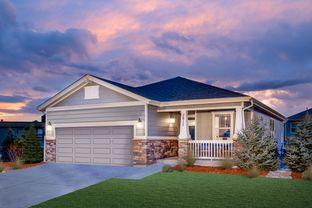 Plan 1532 Modeled - The Lakes at Centerra: Loveland, Colorado - KB Home