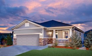 The Lakes at Centerra by KB Home in Fort Collins-Loveland Colorado