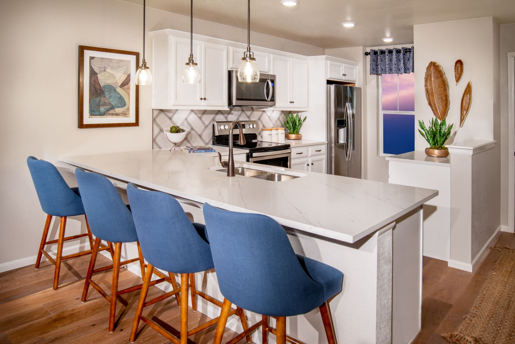Kitchen featured in the Plan 1532 Modeled By KB Home in Fort Collins-Loveland, CO