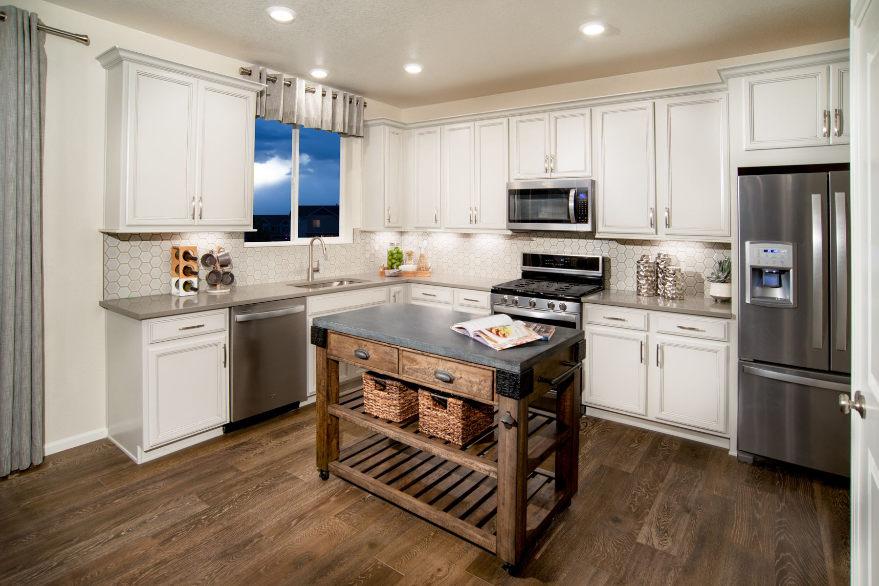 Kitchen featured in the Plan 1923 Modeled By KB Home in Fort Collins-Loveland, CO
