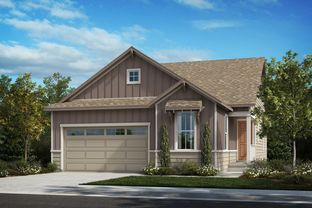 Plan 1887 - The Canyons - Classic Collection: Castle Pines, Colorado - KB Home