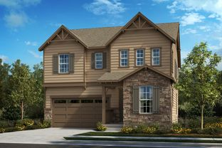 Plan 2282 Modeled - The Canyons - Classic Collection: Castle Pines, Colorado - KB Home
