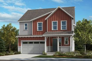 Plan 2412 - The Canyons - Classic Collection: Castle Pines, Colorado - KB Home