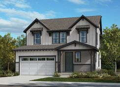 Plan 2583 - The Canyons - Classic Collection: Castle Pines, Colorado - KB Home