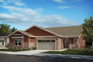 Plan 1632 - The Canyons - Ranch Villa Collection: Castle Pines, Colorado - KB Home
