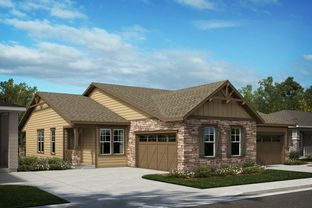 Plan 1789 - The Canyons - Ranch Villa Collection: Castle Pines, Colorado - KB Home