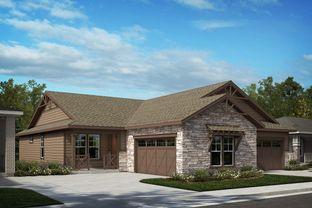 Plan 1780 - The Canyons - Ranch Villa Collection: Castle Pines, Colorado - KB Home