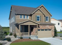 Plan 1923 Modeled - The Canyons - Classic Collection: Castle Pines, Colorado - KB Home
