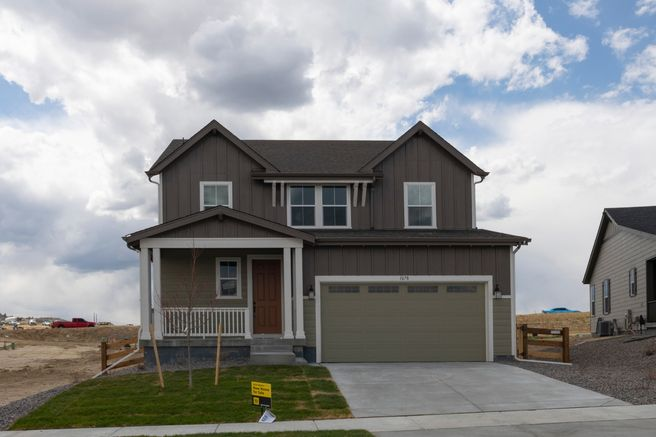 1678 Stable View Dr (Plan 2583)