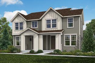 Plan 1430 - Baseline Villas: Broomfield, Colorado - KB Home