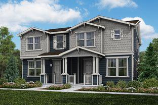 Plan 1671 - Trails at Crowfoot Villas: Parker, Colorado - KB Home
