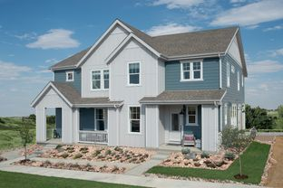 Plan 1885 Modeled - Baseline Villas: Broomfield, Colorado - KB Home