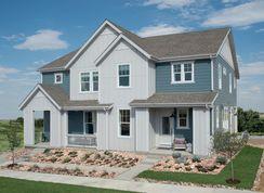 Plan 1754 Modeled - Baseline Villas: Broomfield, Colorado - KB Home