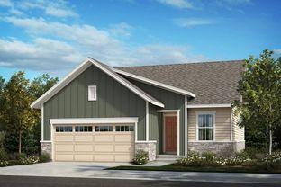 Plan 1532 - Painted Prairie: Aurora, Colorado - KB Home
