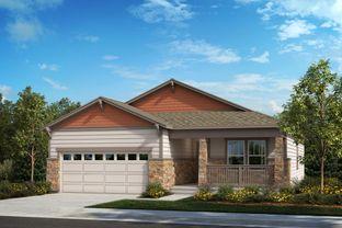 Plan 1821 - Painted Prairie: Aurora, Colorado - KB Home