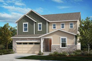 Plan 2390 - Painted Prairie: Aurora, Colorado - KB Home