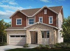 Plan 2502 - Painted Prairie: Aurora, Colorado - KB Home