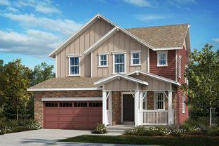 Plan 2583 - Painted Prairie: Aurora, Colorado - KB Home