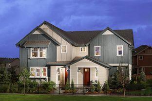 Plan 1299 - Central Park - Villa Collection: Denver, Colorado - KB Home