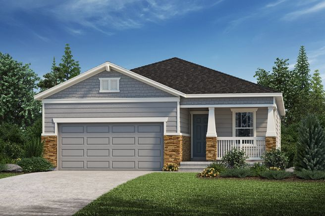 3517 Booth Falls Dr (Plan 1532 Modeled)