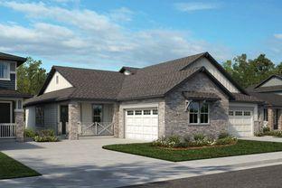 Plan 1738 - Candelas Villas: Arvada, Colorado - KB Home