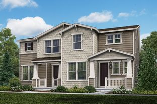 Plan 1885 - Prairie Village Villas: Longmont, Colorado - KB Home