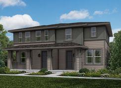 Plan 1671 - Colliers Hill Villas: Erie, Colorado - KB Home