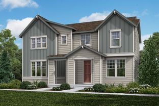 Plan 1934 Modeled - Colliers Hill Villas: Erie, Colorado - KB Home