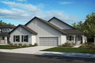 Plan 1652 - Azure Villas at The Meadows: Castle Rock, Colorado - KB Home