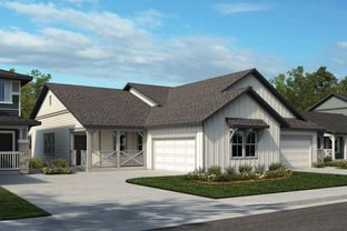 Plan 1738 - Azure Villas at The Meadows: Castle Rock, Colorado - KB Home