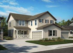 Plan 2025 - Azure Villas at The Meadows: Castle Rock, Colorado - KB Home