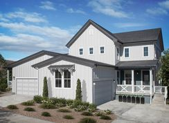 Plan 2343 Modeled - Azure Villas at The Meadows: Castle Rock, Colorado - KB Home