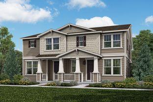 Plan 1963 - Prairie Village Villas: Longmont, Colorado - KB Home