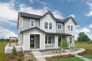Plan 1754 Modeled - Prairie Village Villas: Longmont, Colorado - KB Home