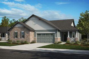 Plan 1632 - Candelas Villas: Arvada, Colorado - KB Home