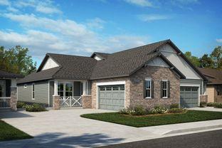 Plan 1774 - Candelas Villas: Arvada, Colorado - KB Home