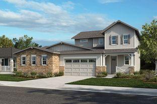 Plan 1844 - Candelas Villas: Arvada, Colorado - KB Home