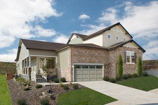 Plan 1652 Modeled - Candelas Villas: Arvada, Colorado - KB Home