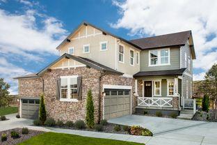 Plan 2025 Modeled - Candelas Villas: Arvada, Colorado - KB Home