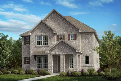 New Construction Homes Plans In Frisco Tx 9553 Homes
