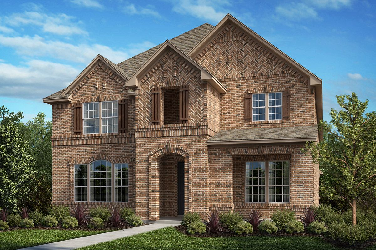 New Luxury Homes in Frisco, TX | 4,873 Homes | NewHomeSource