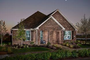 Plan 1833 Modeled - Retreat at Stonebriar: Frisco, Texas - KB Home