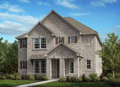 Plan 2820 - Retreat at Stonebriar: Frisco, Texas - KB Home