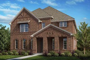 Plan 3381 - Retreat at Stonebriar: Frisco, Texas - KB Home