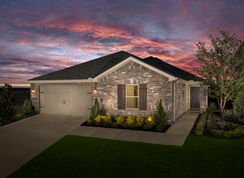Plan 2085 Modeled - Winn Ridge: Aubrey, Texas - KB Home