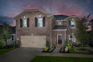 Plan 2535 Modeled - Winn Ridge: Aubrey, Texas - KB Home