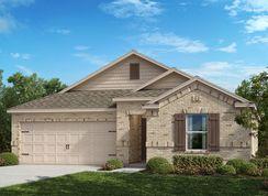 Plan 1484 - Winn Ridge: Aubrey, Texas - KB Home