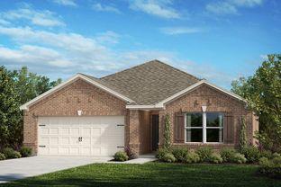 Plan 1567 - Winn Ridge: Aubrey, Texas - KB Home