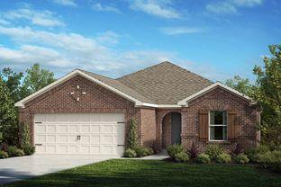 Plan 1813 - Winn Ridge: Aubrey, Texas - KB Home